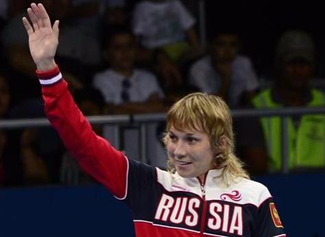 Уроженка Златоуста Анастасия Белякова вышла вполуфинал олимпийского турнира побоксу