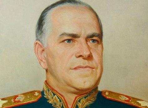 ВЧелябинске наулице Жукова появится мемориал вего честь