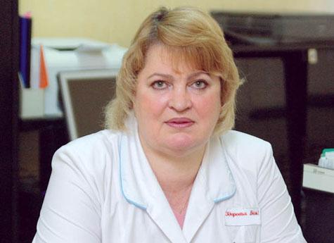 Челябинский доктор получила почетное звание «Заслуженный доктор Российской Федерации»