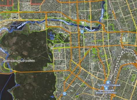 777 километров заборов появилось наЯндекс-карте Нижегородской области