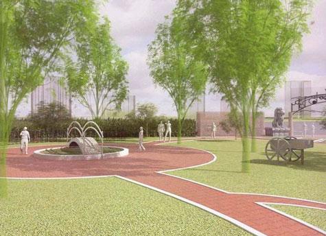 ВЛенинском районе Челябинска появится парк отдыха