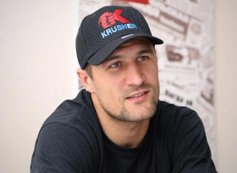 Боксер Сергей Ковалев хочет построить вЧелябинске спорткомплекс «Крашер»
