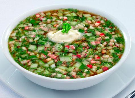 Тысячу порций окрошки бесплатно раздадут вЧелябинске 17июня