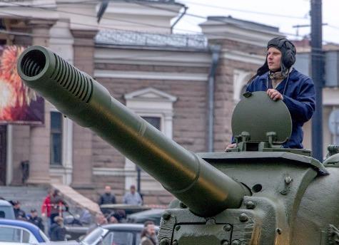 ВЧелябинске стартуют репетиции парада Победы и праздничного возложения венков