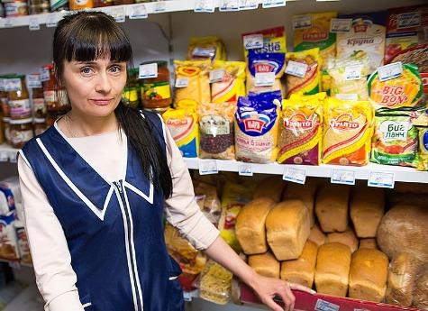 ВЧелябинске бесплатно раздают хлеб старикам