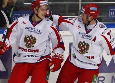 Челябинск примет два матча Еврочелленджа сборной Российской Федерации похоккею