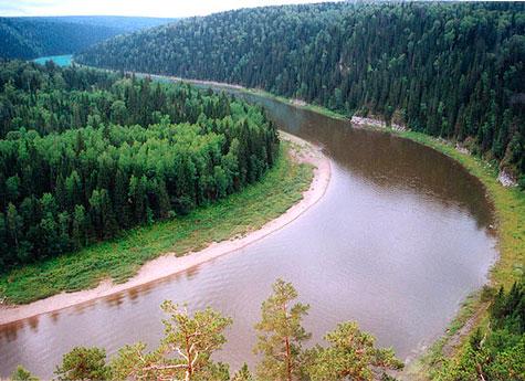 Интересный факт: Екатерина Великая лично распорядилась, чтобы реку Яик стали называть Уралом