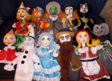 Кукольный фестиваль для взрослых «Соломенный жаворонок» пройдет вЧелябинске
