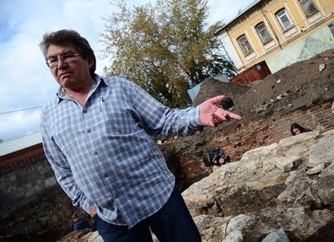 Археологи обнаружили вцентре Челябинска водочный завод 1869-ого