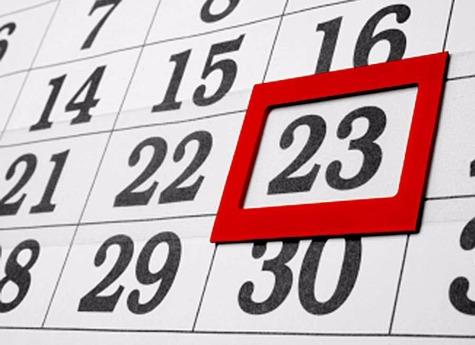 ВМинтруде напомнили, что наследующей неделе будет только три рабочих дня