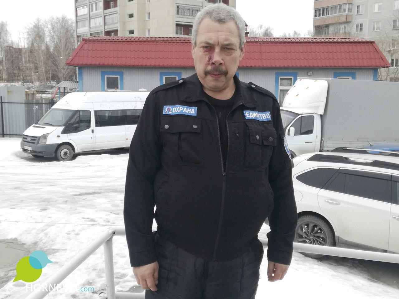 За два года Сергей похудел на центнер. Сейчас он весит 97 кг