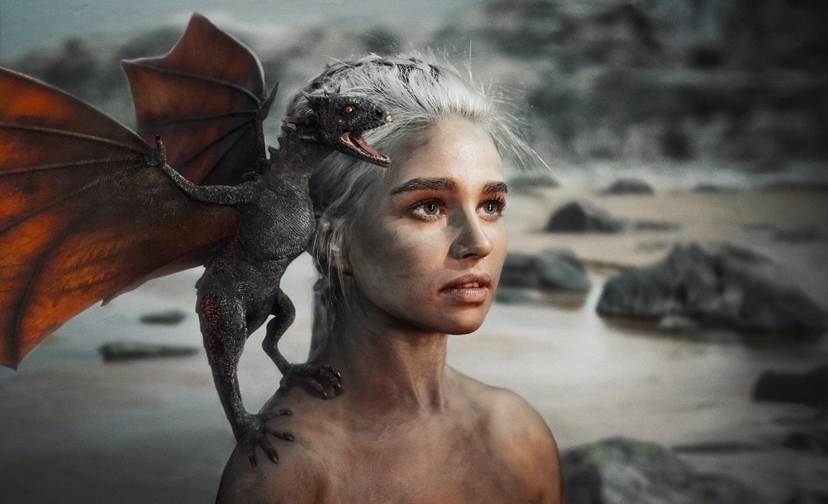 фото мать драконов из игры определённой зоны