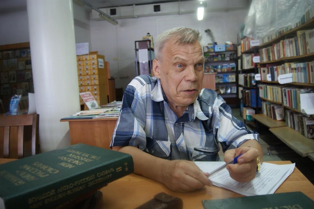 Российские пенсионеры на украине