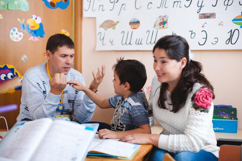 первое знакомство психолога с ребенком