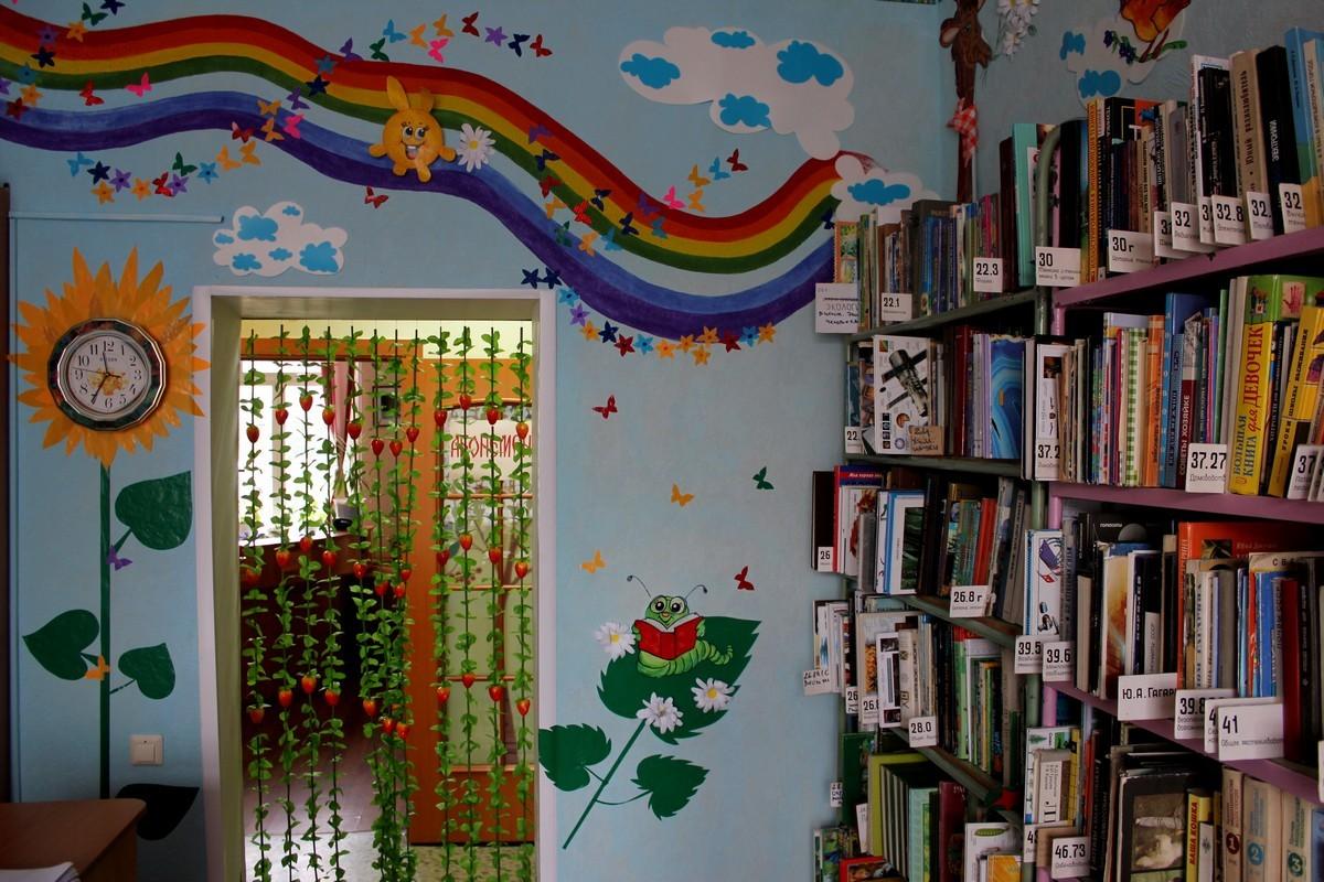 оформление библиотеки своими руками в картинках питательные салаты