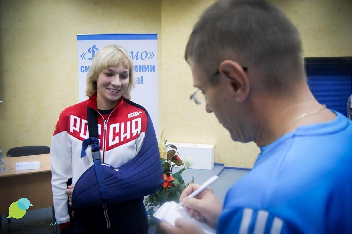 Сломавшая руку наОлимпиаде боксер изЗлатоуста стала чемпионкой Российской Федерации